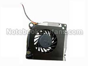 Replacement for Acer Ksb06205ha fan
