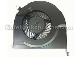 Replacement for Apple Macbook Pro 17 Inch Ma611 fan