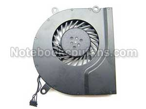 Replacement for Apple Macbook Pro 15 Inch Ma609kh A fan
