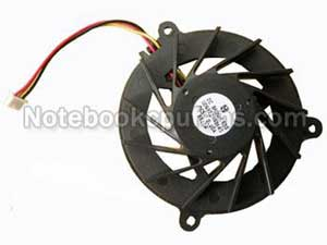 Replacement for Asus A6u-b043h fan