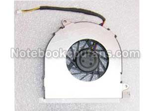 Replacement for Asus U50f fan