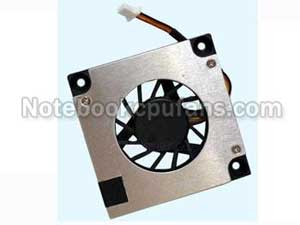 Replacement for Asus Eee Pc 1005ha-h fan