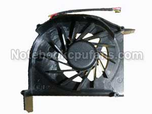 Replacement for Compaq Ab7305mf-dbb fan