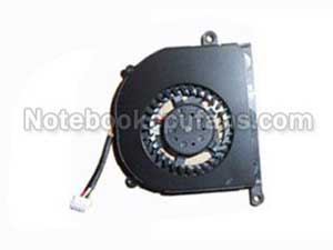 Replacement for Hp 517749-001 fan