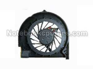 Replacement for Compaq Presario Cq50-100em fan