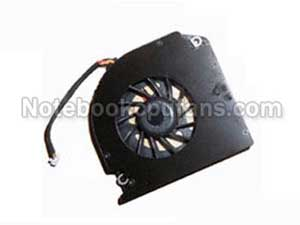 Replacement for Dell Udqfzzr20cqu fan