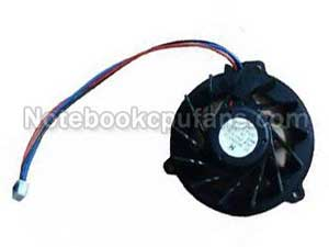 Replacement for Dell Inspiron 710m fan