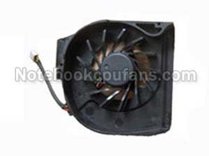 Replacement for Gateway Ab6505hb-e0b fan