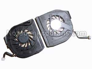 Replacement for Gateway M-2410u fan