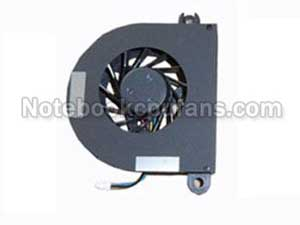 Replacement for Hp 495079-001 fan