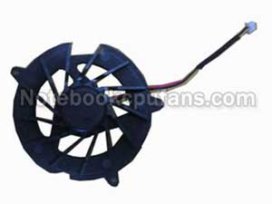 Replacement for Compaq Presario C310ea fan