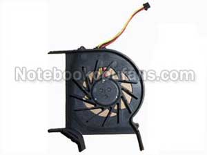 Replacement for Hp Dfs551305mc0t fan