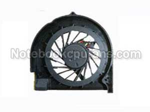 Replacement for Hp G50-209ca fan