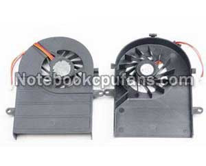 Replacement for Toshiba Satellite A105-s1711 fan
