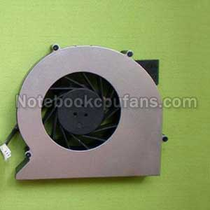 Replacement for Toshiba Ksb0505ha fan