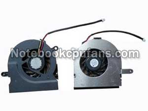 Replacement for Toshiba 6033b0009701 fan