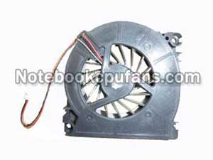 Replacement for Toshiba Qosmio F25-av205 fan