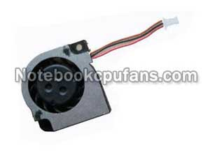 Replacement for Toshiba Dynabook Ss1610 fan