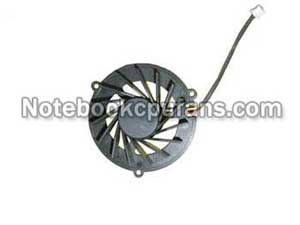 Replacement for Toshiba Gc054509vh-8a fan