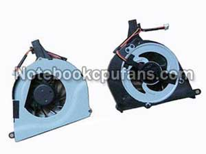 Replacement for Toshiba Ab8005hx-gb3 fan