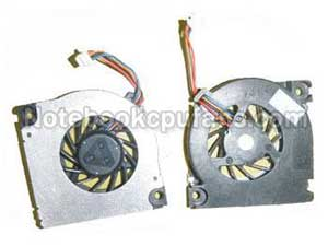 Replacement for Toshiba Mcf-ts5008p05 fan