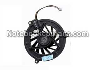 Replacement for Sony Vaio Vgn-ar320e fan