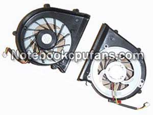 Replacement for Sony Vaio Vgn-bzaahs fan