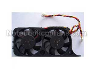 Replacement for Dell Latitude C800 fan