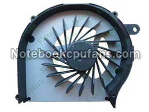 Replacement for Hp 13.v1.bj195.f.gn fan