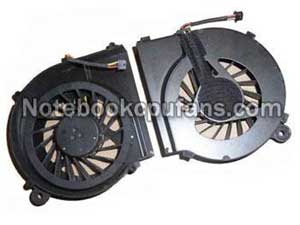 Replacement for Hp G62-140ss fan