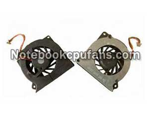 Replacement for Fujitsu Lifebook T4010 fan