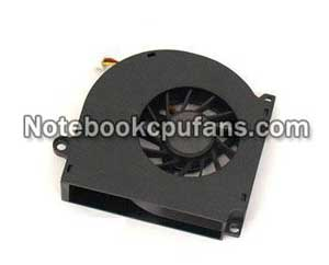 Replacement for Dell Inspiron 640m fan