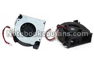 Replacement for Toshiba Dta3ltz1fa0i301 fan