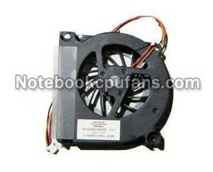 Replacement for Toshiba Portege M500 fan