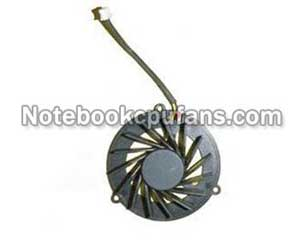 Replacement for Toshiba Udqf2pr61cqu fan