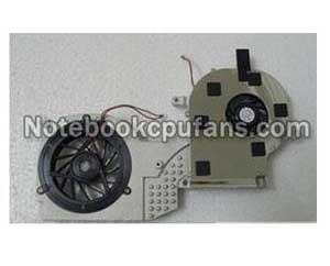 Replacement for Sony Pcg-grv670p fan