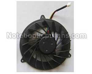 Replacement for Dell Studio 1737 fan