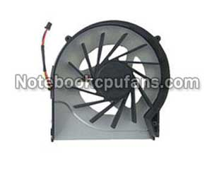 Replacement for Hp Pavilion Dv6-3000 fan