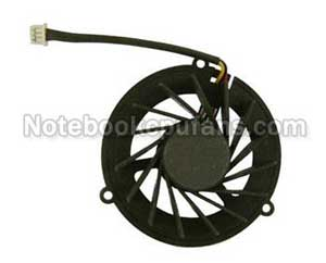 Replacement for Acer 11.v1.b969.f.zw6 fan