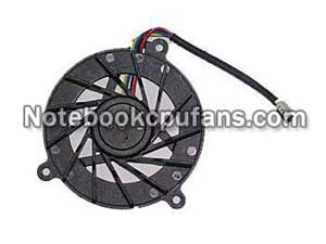 Replacement for Asus F3ke fan