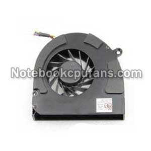 Replacement for Dell Studio Xps 1645 fan