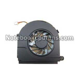 Replacement for Dell Inspiron N7110 fan