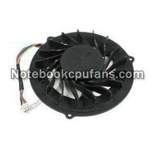 Replacement for Dell Dfb601505m30t fan