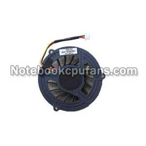 Replacement for Dell Studio 1450 fan