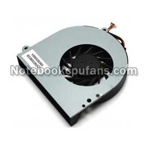 Replacement for Dell Latitude D420 fan