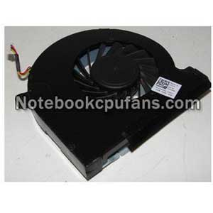 Replacement for Dell W3m3p fan