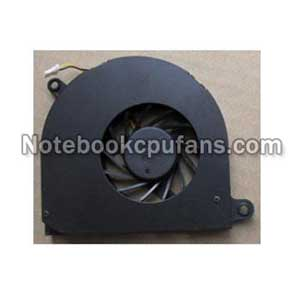 Replacement for Dell Inspiron 17r fan