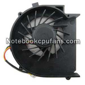 Replacement for Dell Inspiron N4030 fan