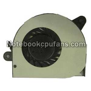 Replacement for Dell Inspiron N301Z fan