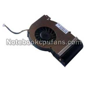 Replacement for Dell K536T fan